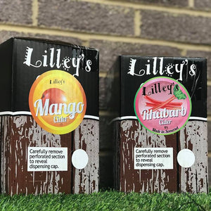 Sat 27 Apr - Lilley's Cider Tasting