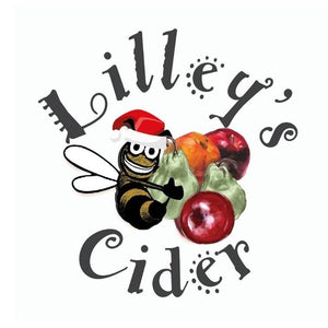 Flagon of Lilley's Mango Cider - 4 pints
