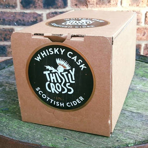 Flagon of Thistly Cross Whisky Cask - 4 pints