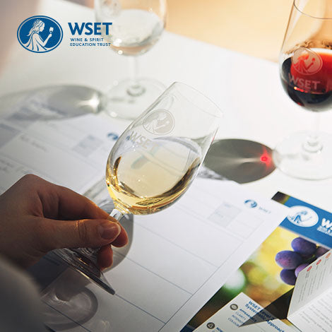 Wine Appearance - SAT by WSET - wine courses, wine knowledge