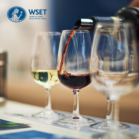 Wine study pack for WSET Level 2 Award in Wines and Spirits
