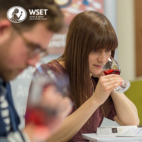 WSET SAT nose - Level 2 approach to tasting