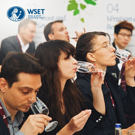 Wine tasting - learn how to assess the wine by WSET SAT: wine courses