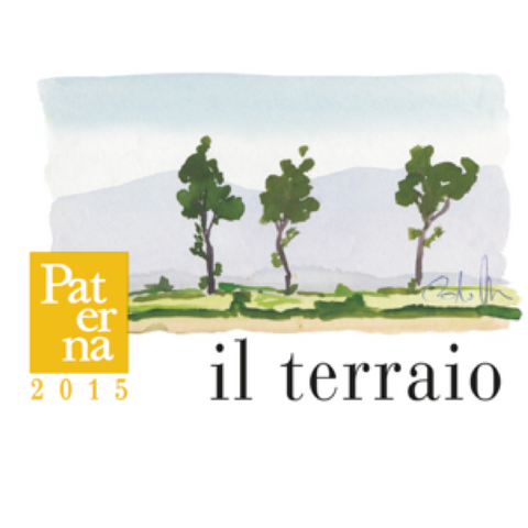 Il Terraio organic white wine from Tuscany