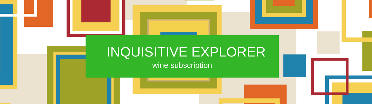 Inquisitive Explorer - monthly wine subscription for members