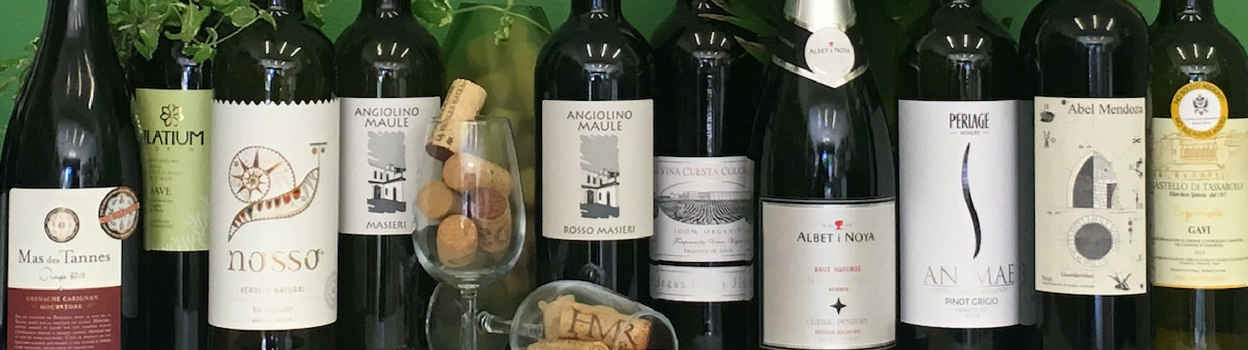 Delicious natural and organic wines by Organic Wine Club: expertly handpicked best organic wines