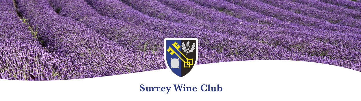 Surrey Wine Club: wine subscription with your own wine expert