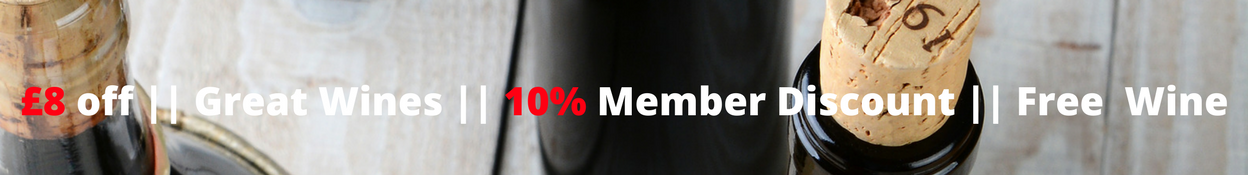 Organic Wine Club member benefits: join our wine club today