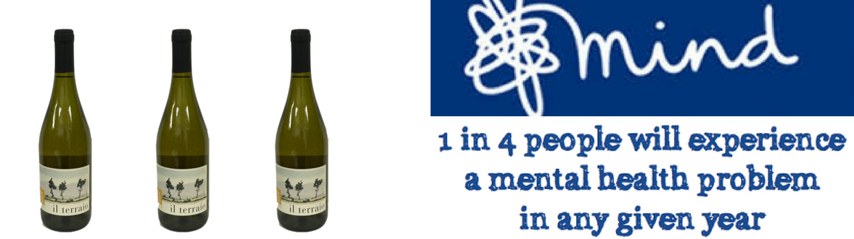 Il Terraio wine and mental health donation