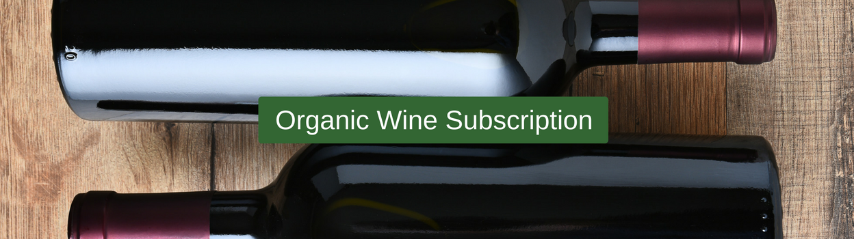 Organic Wine Subscription - Serendipity