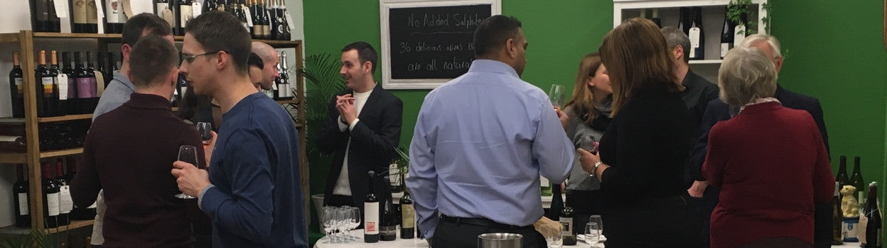 Wine and Tapas Club at Organic Wine Club: February 2017