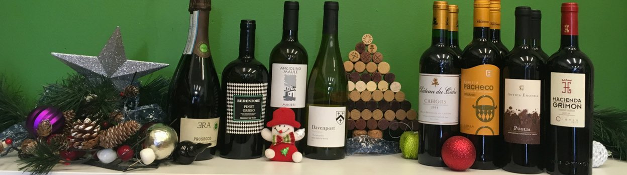 organic wines for a traditional Christmas recipes and suggestions