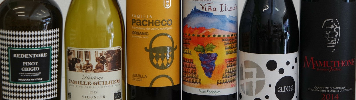 great organic wines for different occasions and your wine rack