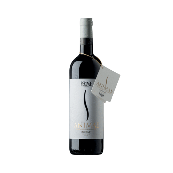 Perlage 'Animae' Cabernet, Veneto, Italy (no added sulphites red wine)