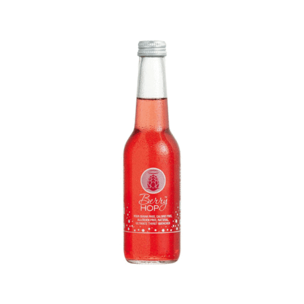 Berry Hop, Sparkling Soft Drink 275mls
