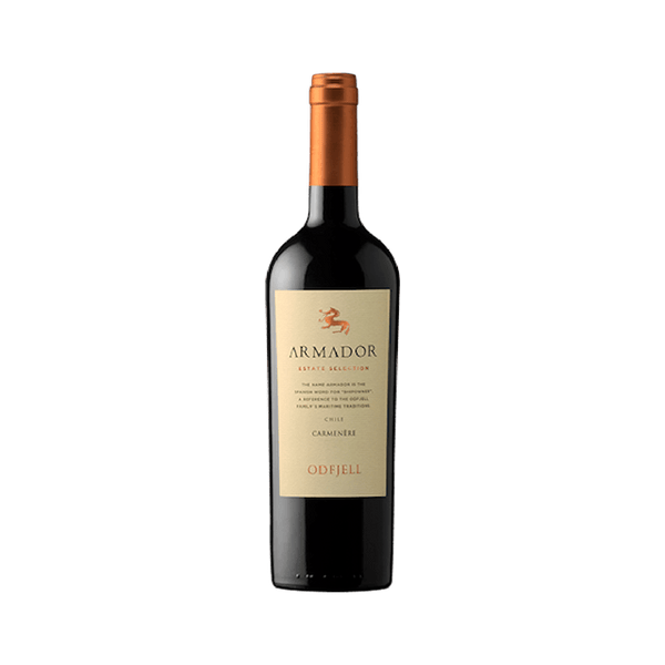 Armador Carmenere, Odfjell, Central Valley, Chile