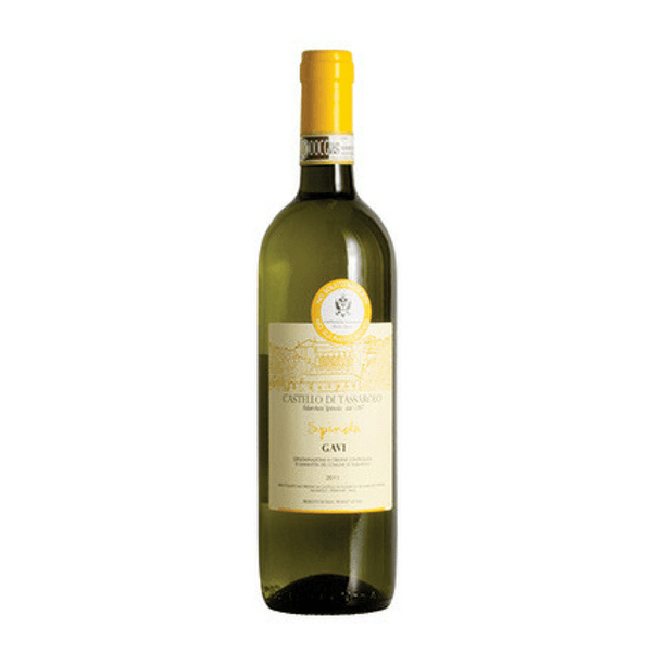 Gavi 'Spinola' DOC, Castello di Tassarolo, Piedmont, Italy 350mls (no added sulphites)