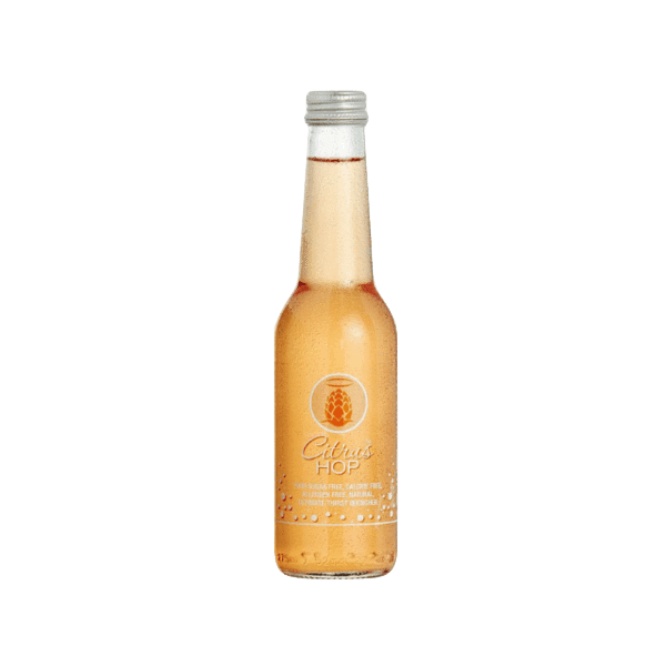 Citrus Hop, Sparkling Soft Drink 275mls