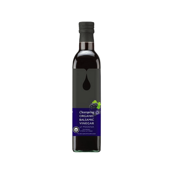 Clearspring Organic Balsamic Vinegar of Modena, Italy (250mls)