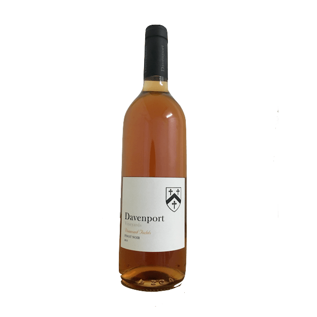 Pinot Noir 'Diamond Fields' Rose, Davenport Vineyard, East Sussex, England - Organic Wine Club