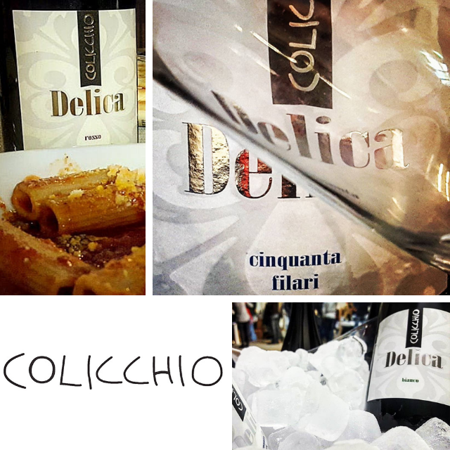 Delica by Marco Colcchio | Lazio, Italy | The Rebellious Non-Organic Wine Trio