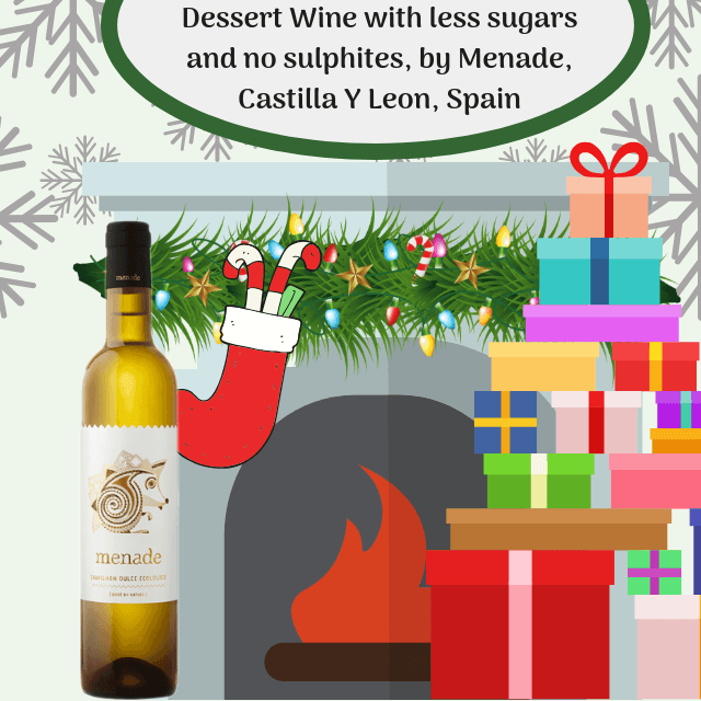 Festive Season's Wines | Case of 10 Assorted Organic Wines | With Your Choice of an Extra Gift