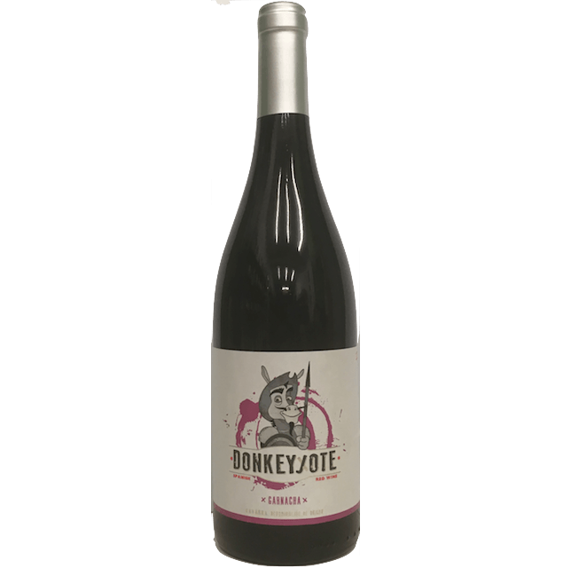 Donkeyote Garnacha, Navarra, Spain (natural red wine)