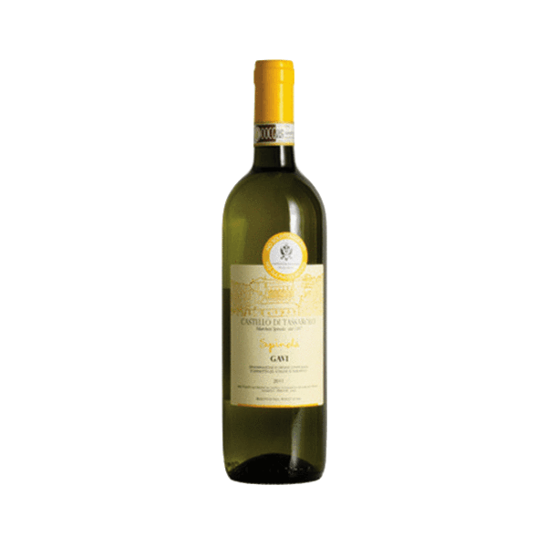 Gavi 'Spinola' DOC, Castello di Tassarolo, Piedmont, Italy (no added sulphites)
