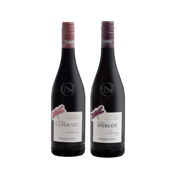 Organic Wine Gift | 2 Organic Red Wines | No Added Sulphites
