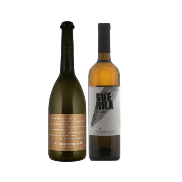 Organic Wine Gift | Two Amazing Wines | No Added Sulphites