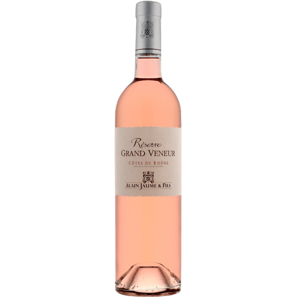 Domaine Grand Veneur Rose Reserve 2014, Cotes du Rhone, France - Organic Wine Club