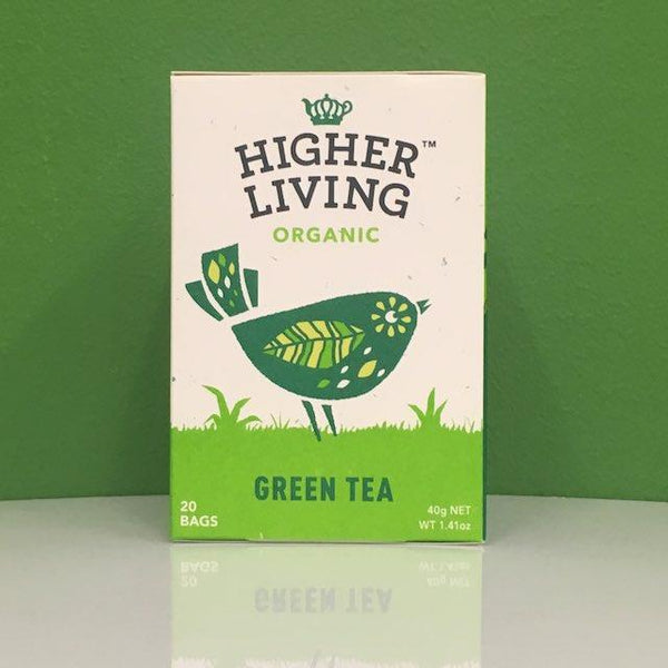 Higher Living Organic Green Tea