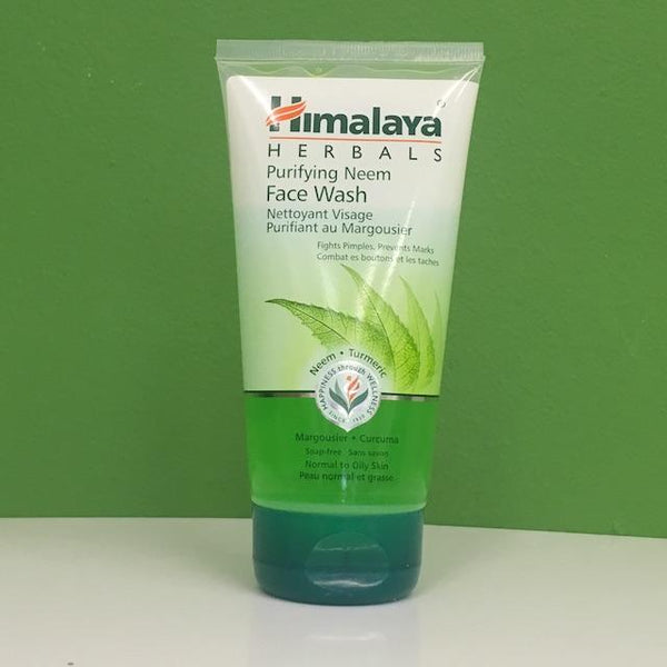 Purifying Neem Face Wash - Himalaya Herbals