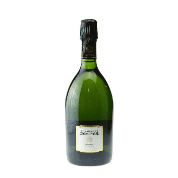 Jeeper Champagne, Cuvee Naturelle Extra Brut, France