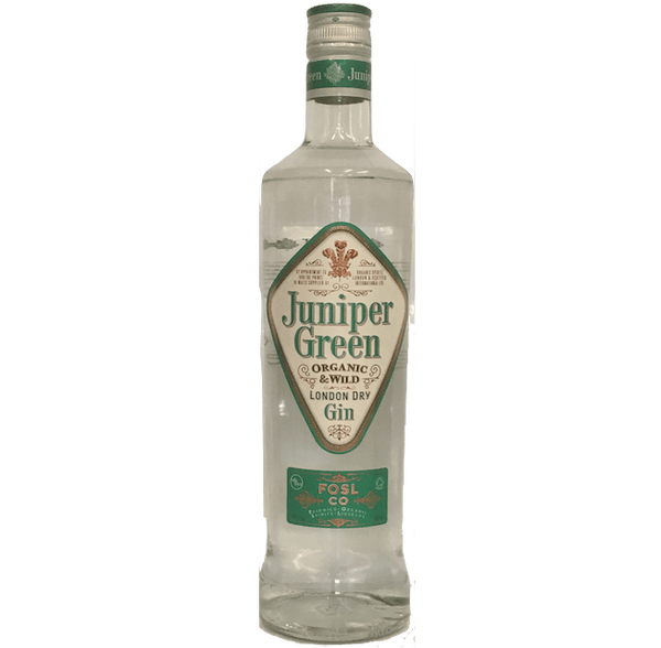 Juniper Green Organic Gin - Organic London Dry Gin