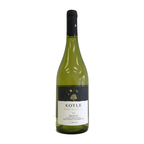 Vina Koyle don Cande Muscat 2014, IATA, Chile - Organic Wine Club