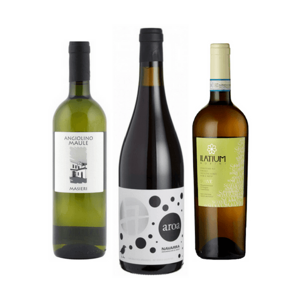 Give the Gift of Wine | 3 Months Wine Subscription | 3 No Added Sulphite Wines | Mixed Selection