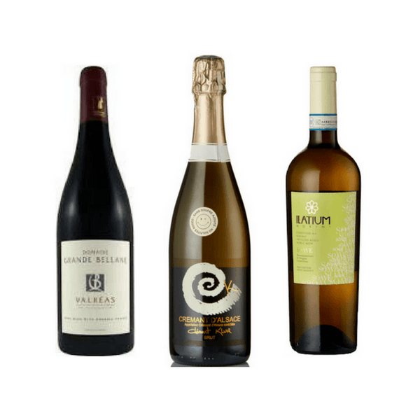 Celebration Case | 6 No Added Sulphites Wines for Special Occasions
