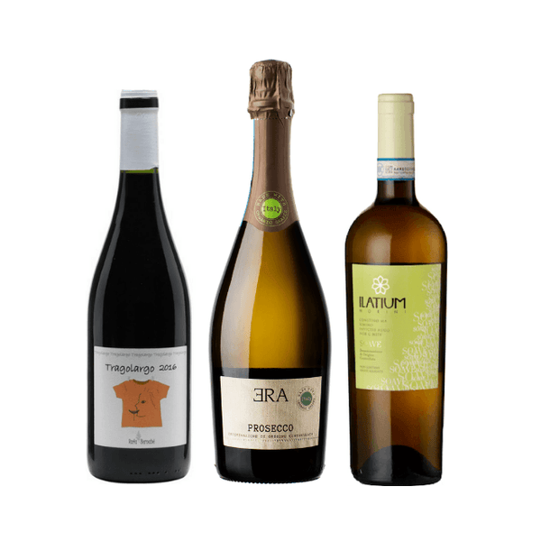 Customer Most Enjoyed Wines | Case of 6 Mixed Organic Wines