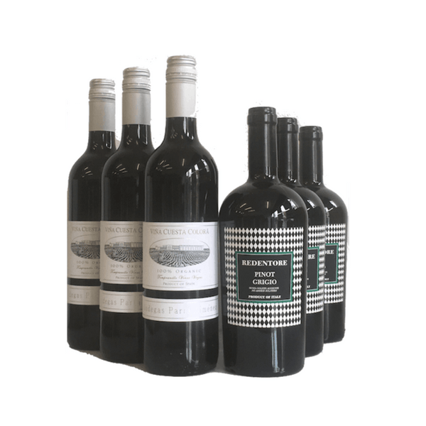 Everyday Organic - 6 good wines with no added sulphites