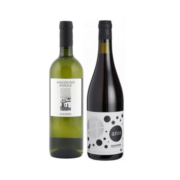 Introductory Pack | 2 No Added Sulphite Wines