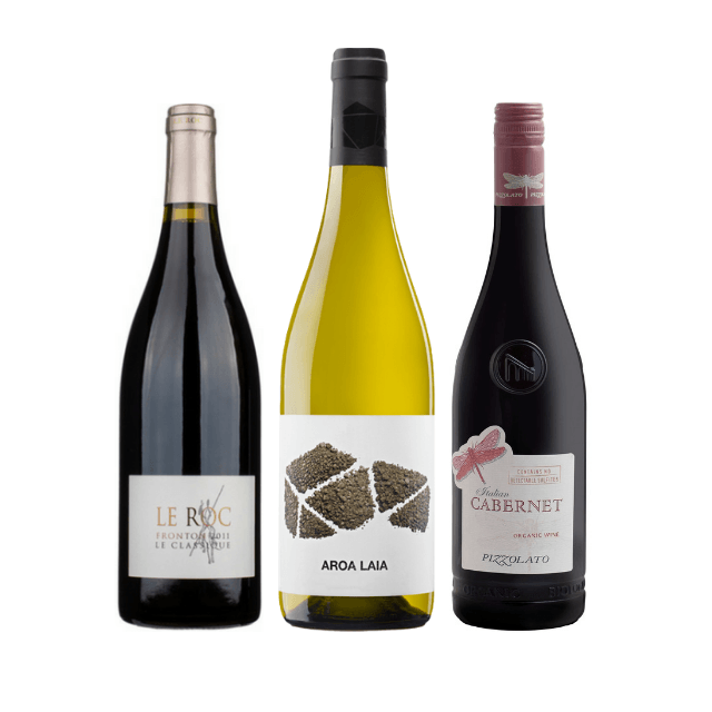 Strictly No Sulphites Added Wine Case | 6/12 Mixed Natural Wines  5.00% Off Auto renew