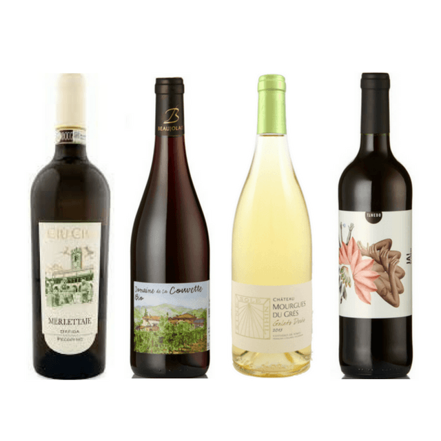 8/12 Sugar Free Wines | Organic Wines | Vegan Wine | Assorted Wine Case