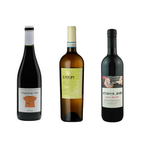 Monthly Sulphite Free Wine Subscription