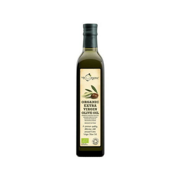 Mr Organic Extra Virgin Olive Oil, Italy (500 ml)