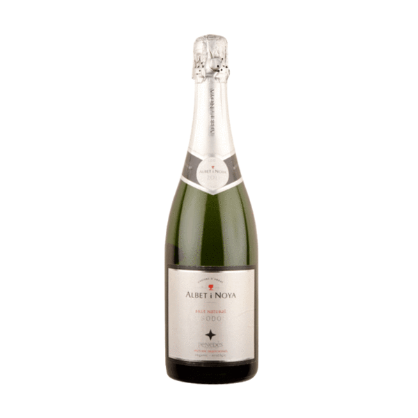 Albet i Noya Nosodos Sparkling, Penedes, Spain (no added sulphites)