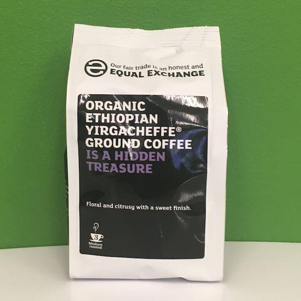 Equal Exchange Organic Ethiopian Ground Coffee