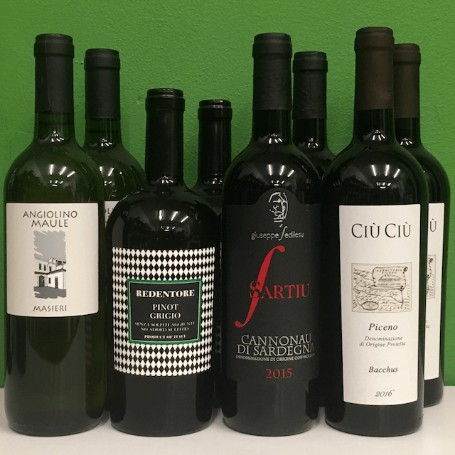 Organic Wine Club Members' Favourite Wines of 2017