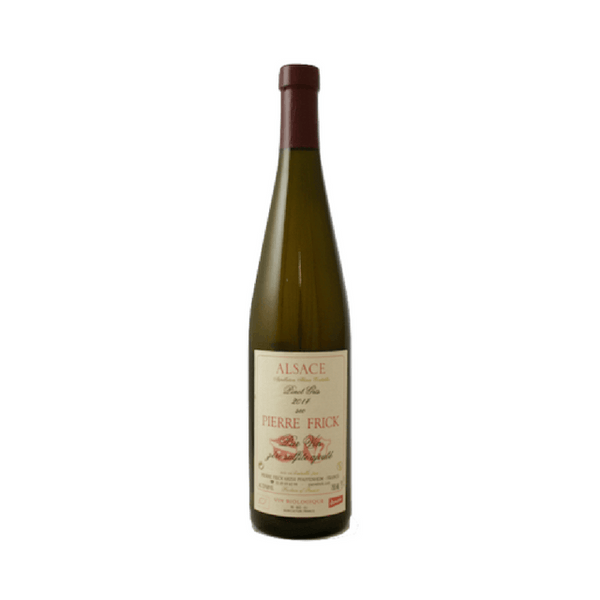 Pierre Frick Pinot Gris 2014 Alsace, France no added sulphites