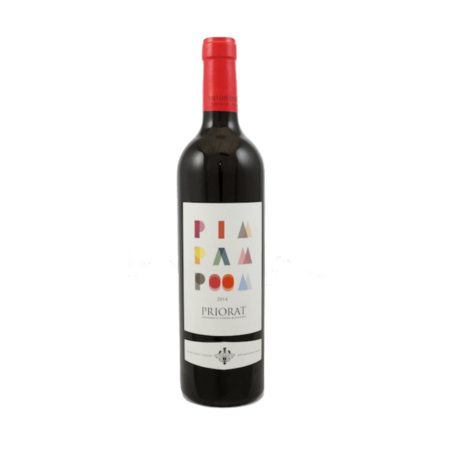 Pim Pam Poom, Sao del Coster, Priorat, Spain (low sulphites wine)
